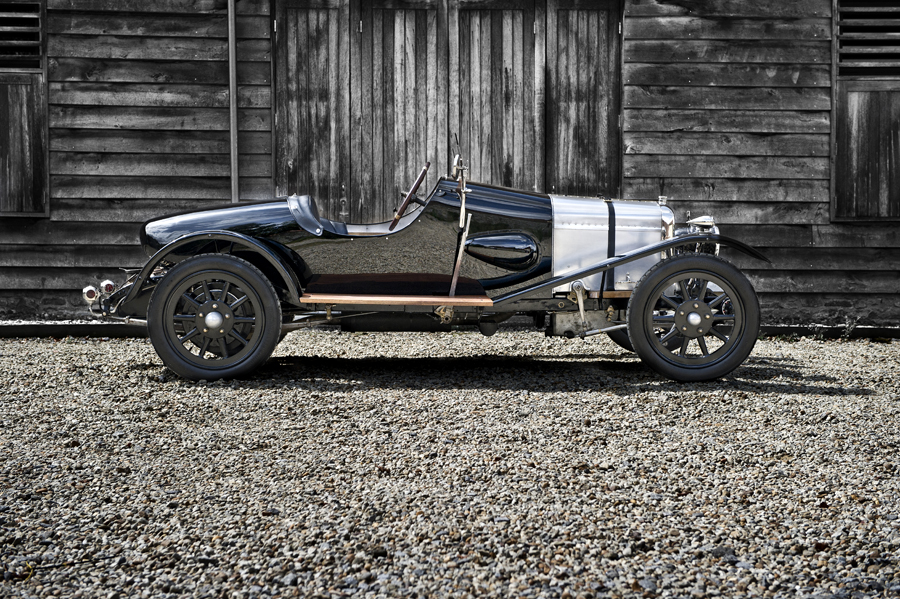 Tim Wallace Bamford And Martin S A3 The Oldest Surviving Aston Martin