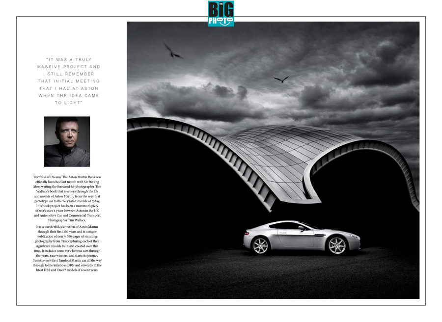 Tim Wallace The Big Photo Magazine Uk Aston Book Interview With