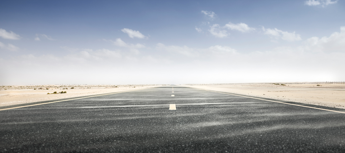 empty road in dubai, tim wallace commercial photographer, stock photography, commercial photography, tim wallace