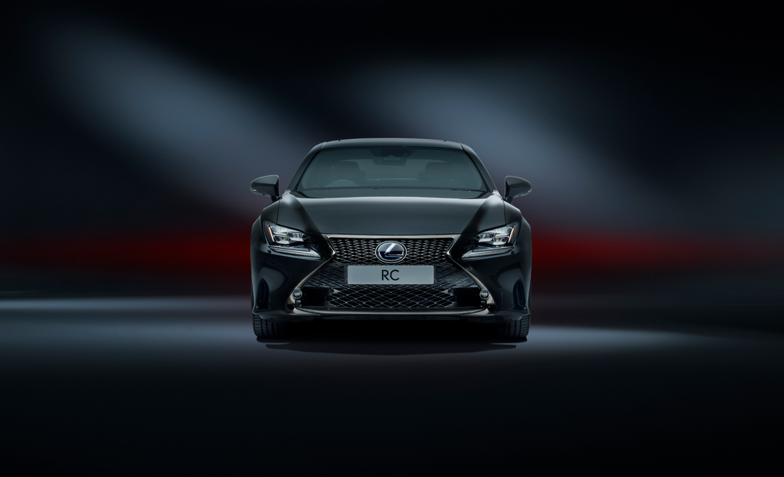 car photographer, lexus, studio photography, car photograph, commercial photography, tim wallace