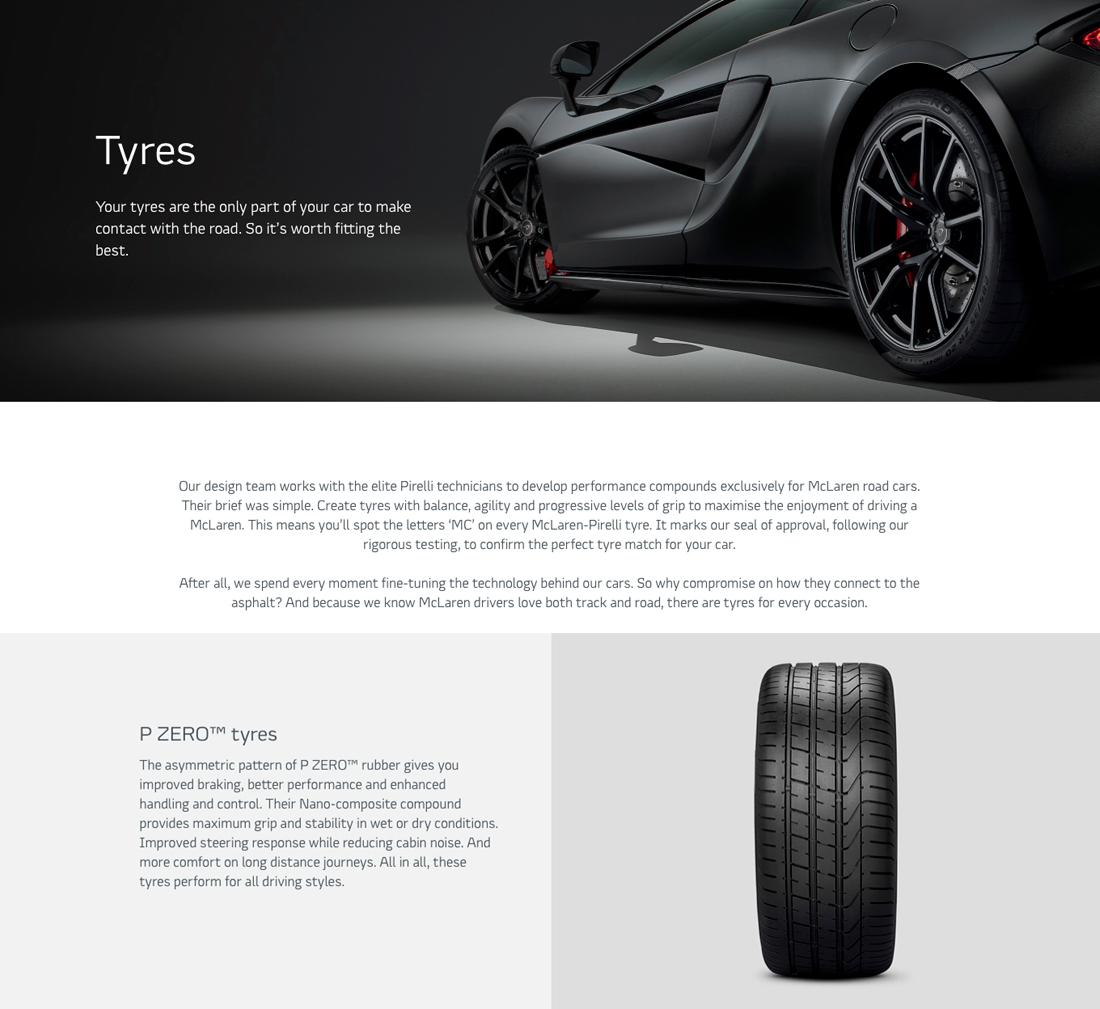 car photographer, mclaren, mclaren brochure, studio photography, car photograph, commercial photography, tim wallace
