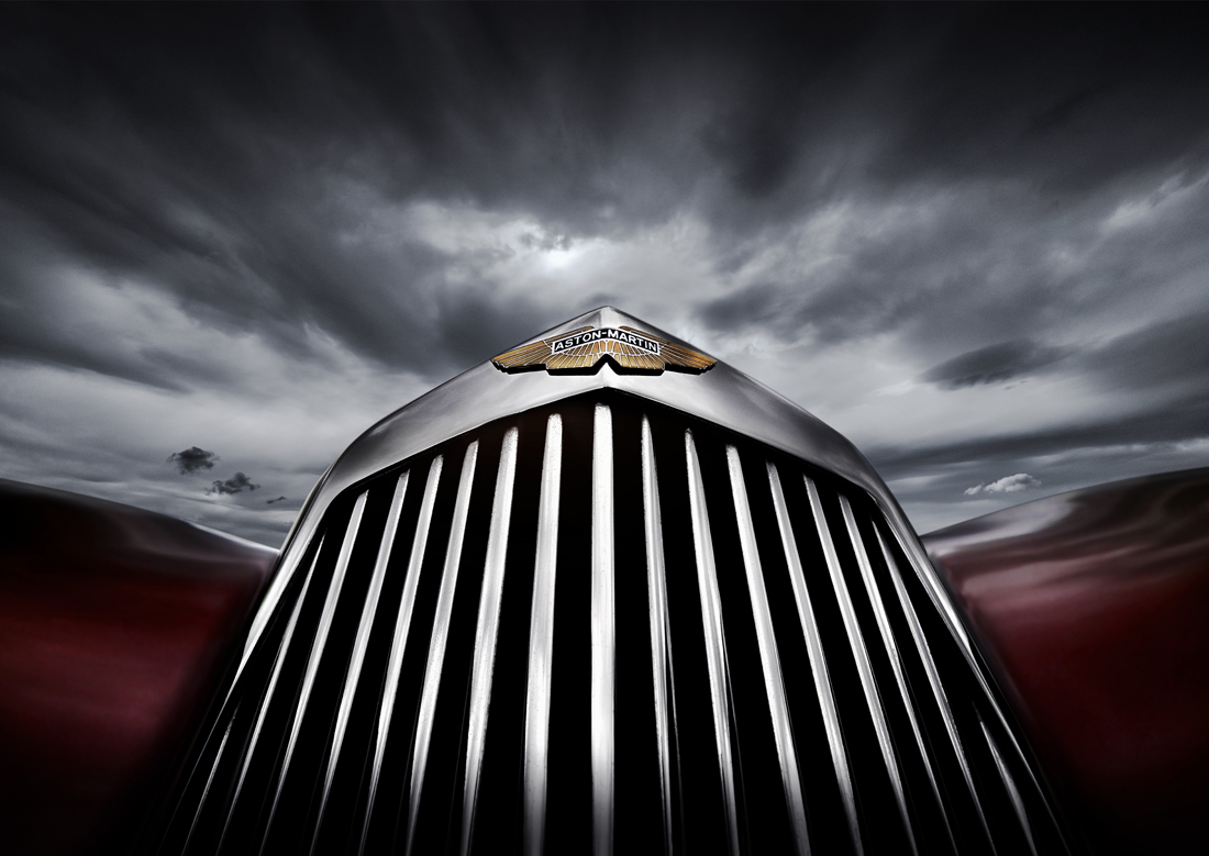 aston martin car grill, tim wallace commercial photographer, stock photography, commercial photography, tim wallace