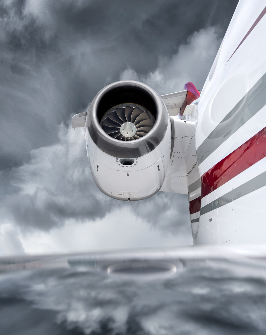 engine of private jet, tim wallace commercial photographer, stock photography, commercial photography, tim wallace
