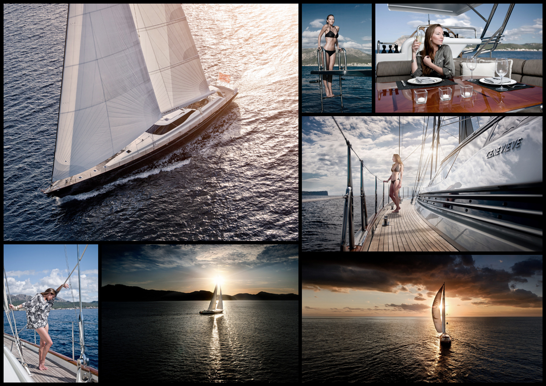 super yacht at sea, tim wallace commercial photographer, stock photography, commercial photography, tim wallace