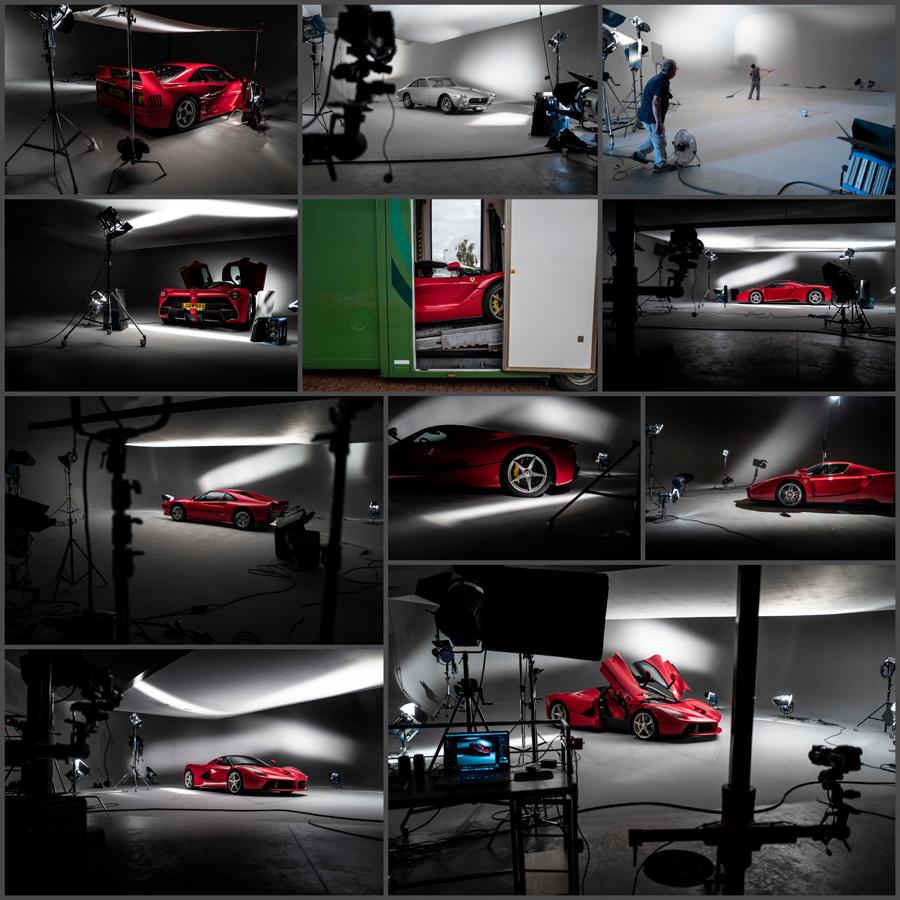 ferrari, car, ferrari photography, car photographer, advertising photography, commercial photography, ambientlife, tim wallace