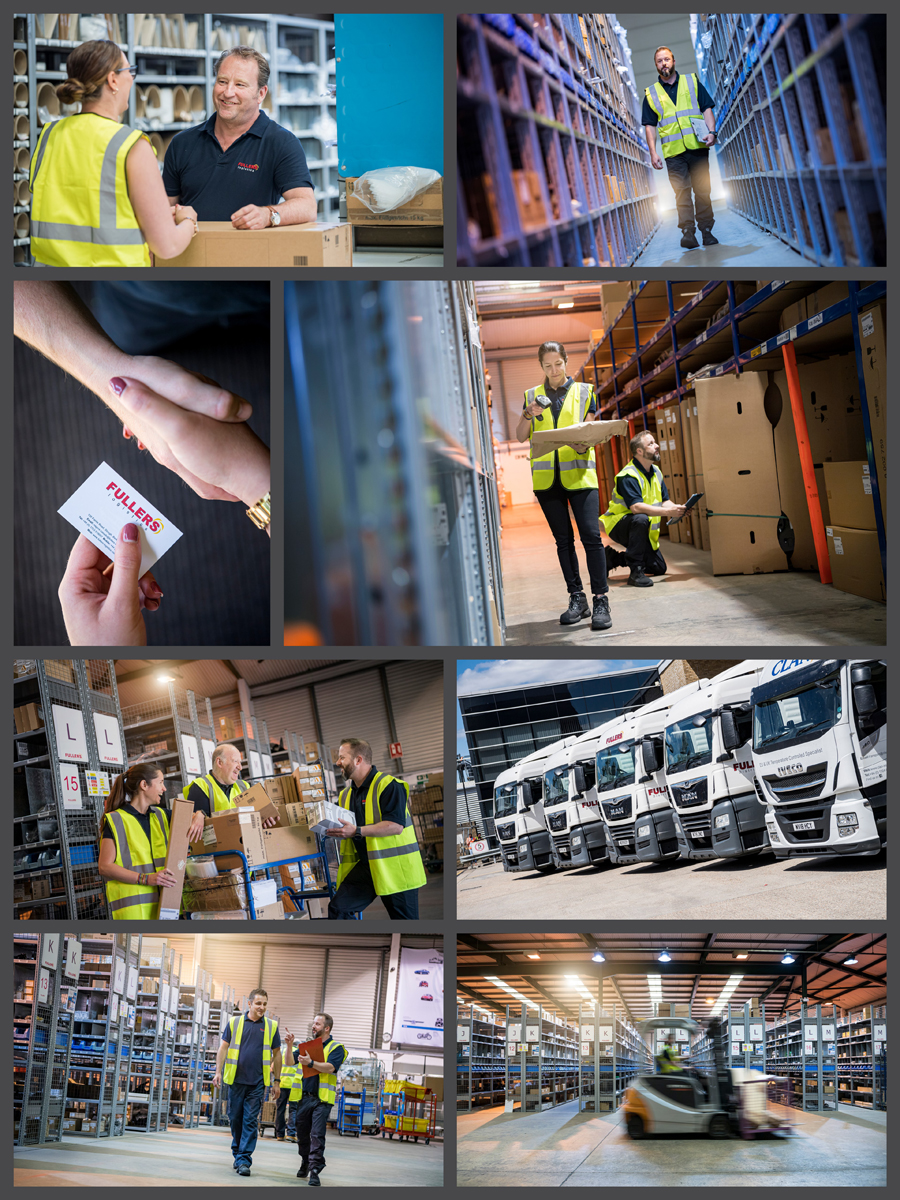 logistics, logistics photography, warehouse, fullers, advertising photography, commercial photography, tim wallace