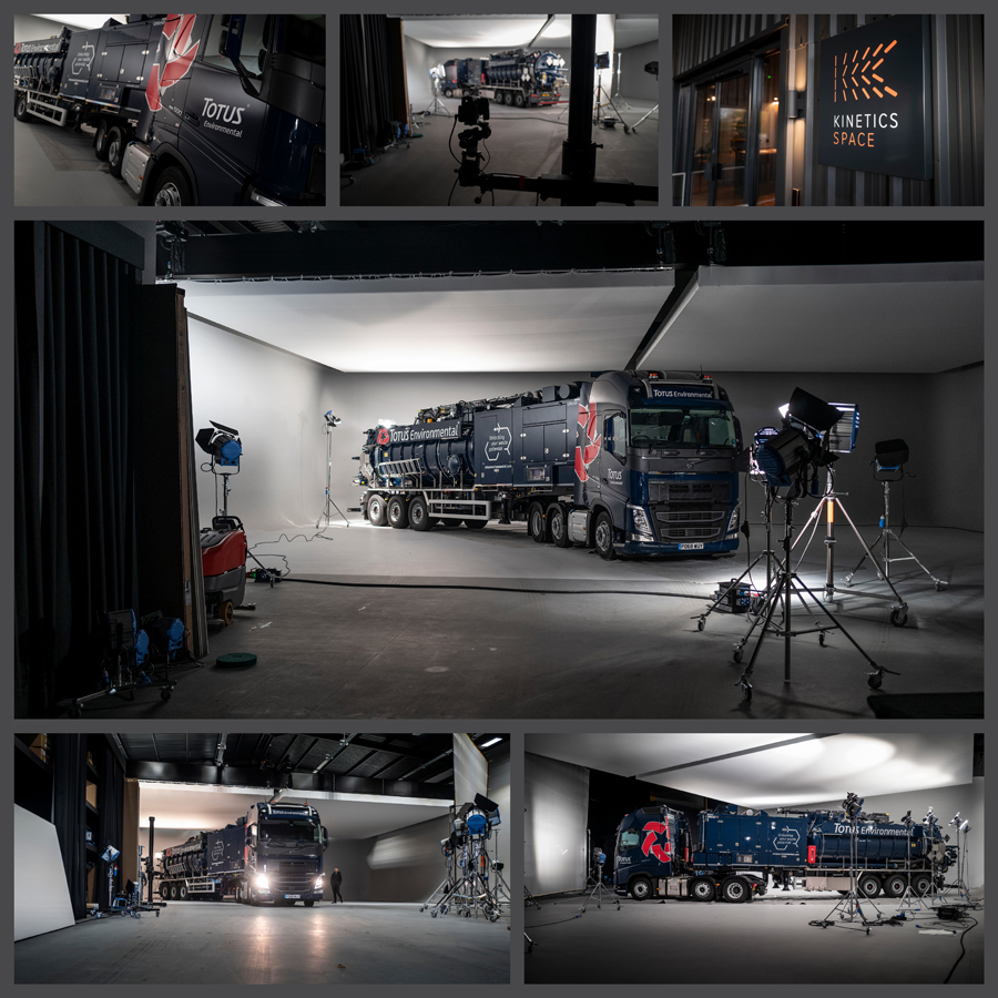 truck. trasnport, studio, studio photography, truck photography, advertising photography, commercial photography, ambientlife, tim wallace