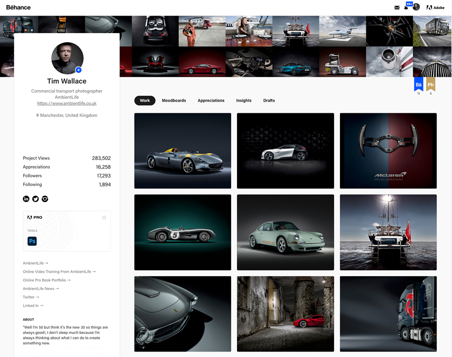 classic car, aston martin, photography, advertising photography, commercial photography, ambientlife, tim wallace