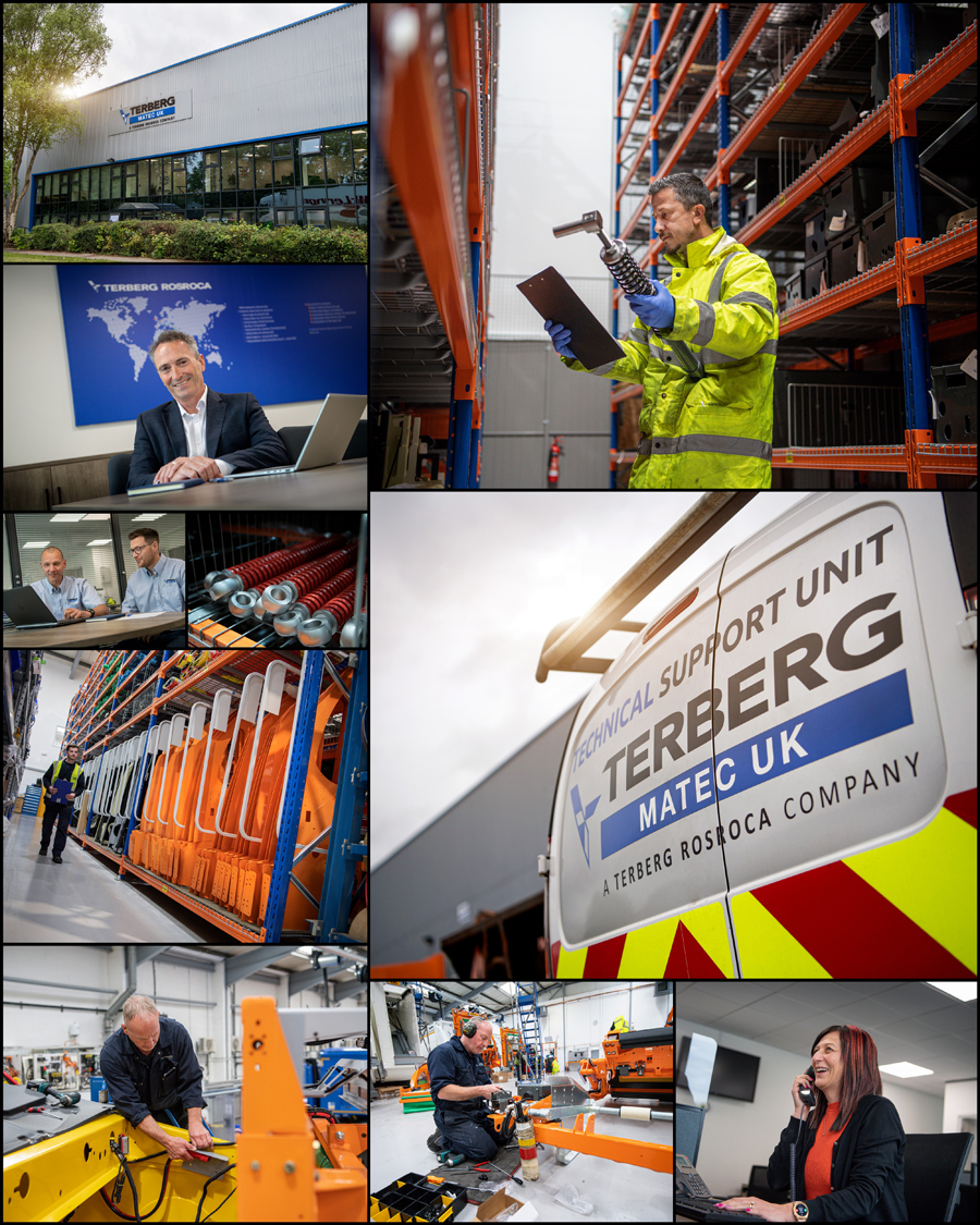 engineering, terberg, transport, dennis eagle, waste management, photographer, commercial photography, tim wallace